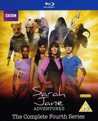 Sarah Jane Adventures - Complete Season 4