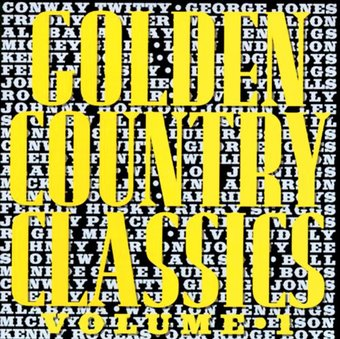 Golden Country Classics, Volume 1
