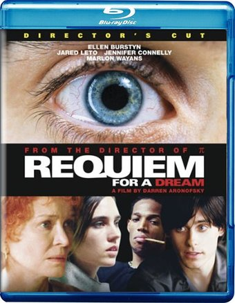 Requiem for a Dream (Blu-ray, Unrated)