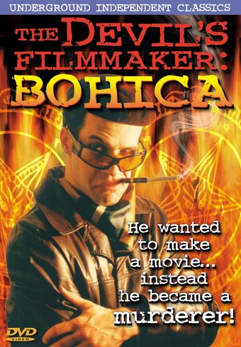 "The Devil's Filmmaker: Bohica - 11"" x 17"" Poster"