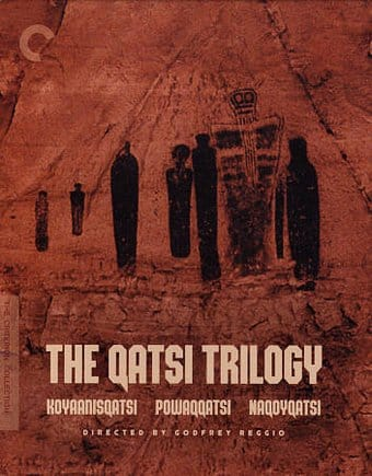 The Qatsi Trilogy (Blu-ray)