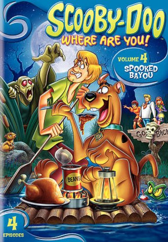 Scooby-Doo: Where Are You! - Season 1 - Volume 4