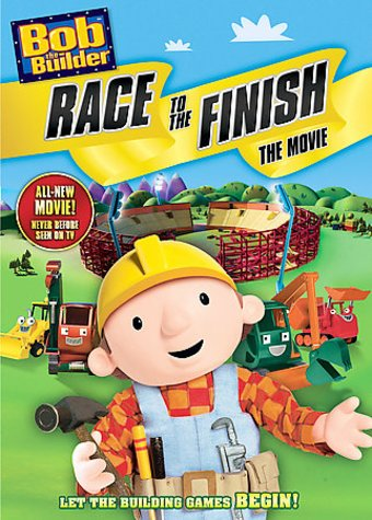 Bob the Builder - Race to the Finish: The Movie