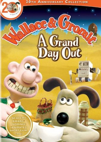 Wallace & Gromit - A Grand Day Out