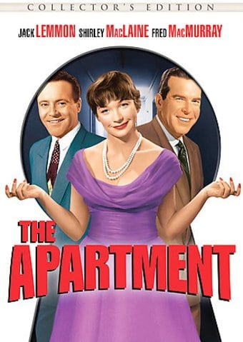 The Apartment (Widescreen) [Thinpak]