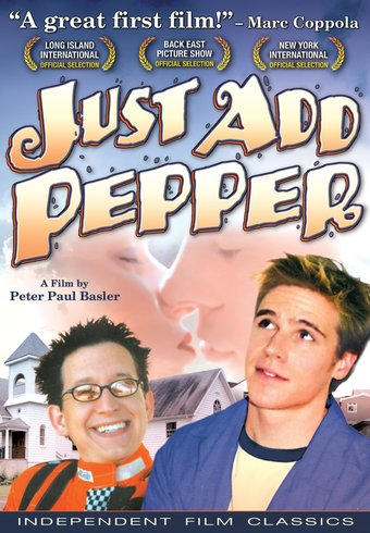 "Just Add Pepper - 11"" x 17"" Poster"