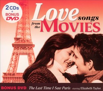Love Songs from the Moves [Bonus DVD] (2-CD)