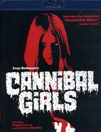 Cannibal Girls [Import] (Blu-ray)