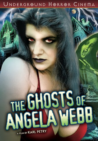 "Ghosts of Angela Webb - 11"" x 17"" Poster"