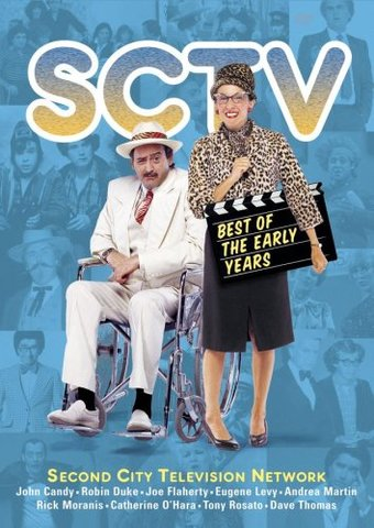 SCTV - Best of the Early Years (3-DVD)