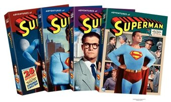 The Adventures of Superman - Complete Seasons 1-6