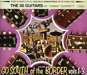 50 Guitars Go South of the Border, Vols. 1-3