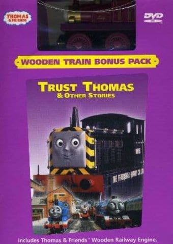 Thomas & Friends - Trust Thomas (Toy Train)