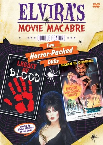 Elvira's Movie Macabre - Legacy of Blood / The