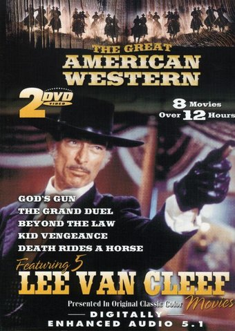 The Great American Western: 8-Movie Collection