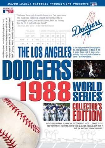 Los Angeles Dodgers: 1988 World Series