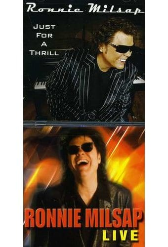 Just For A Thrill/Live (2-CD)