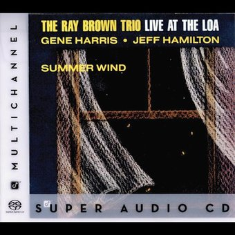 Live at the Loa-Summer Wind [SACD Hybrid]