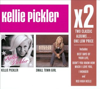 Kellie Pickler / Small Town Girl (2-CD Box Set)