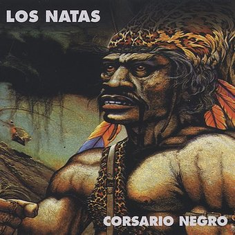 Los Natas Corsario Negro Cd 2013 Small Stone Records