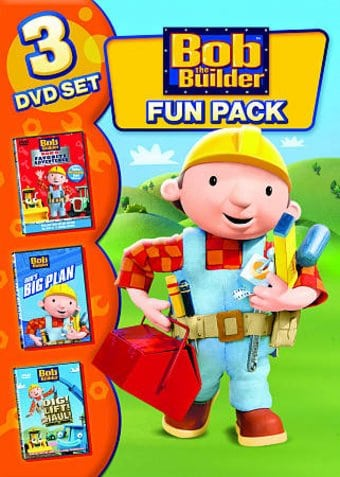 Bob the Builder - Family Fun Pack