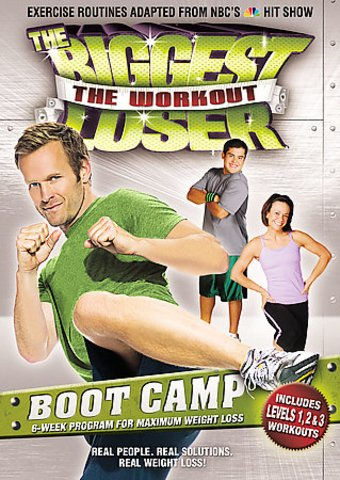 The Biggest Loser - The Workout: Boot Camp