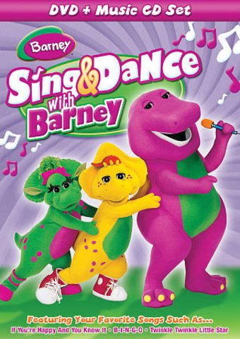 Barney - Sing and Dance (Bonus CD)