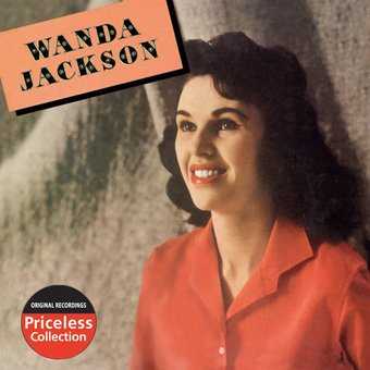 Wanda Jackson Cd 2008 Collectables Records Oldies Com