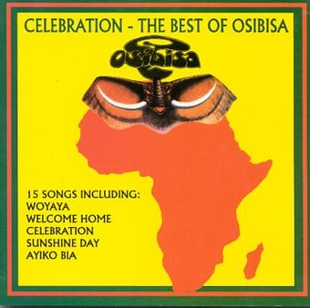 Celebration - The Best of Osibisa