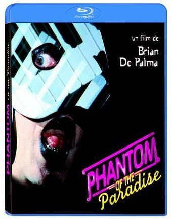 Phantom of the Paradise [Import] (Blu-ray)