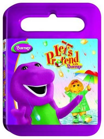 Let's Pretend With Barney (Kid Case)