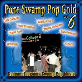 Pure Swamp Pop, Volume 5
