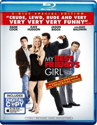 My Best Friend's Girl (Blu-ray, Widescreen)