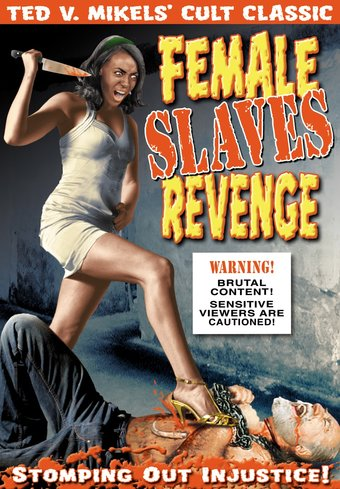 "Female Slaves Revenge - 11"" x 17"" Poster"