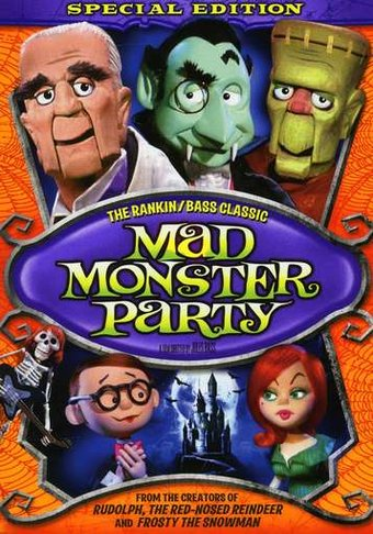 Mad Monster Party (Special Edition)