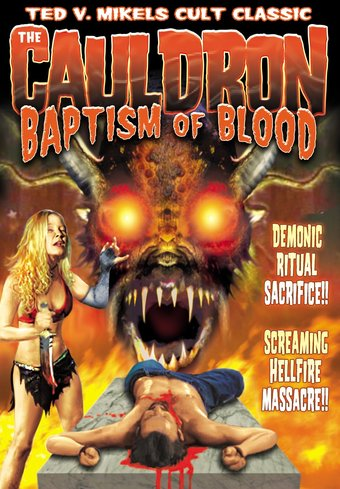 "Cauldron: Baptism of Blood - 11"" x 17"" Poster"