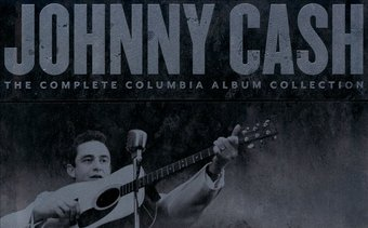 The Complete Columbia Album Collection (63-CD)