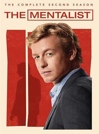 The Mentalist - Complete 2nd Season (5-DVD)