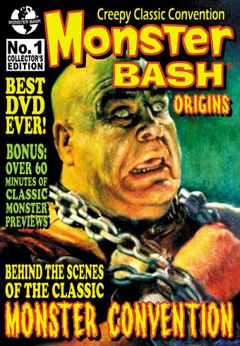 "Monster Bash - Origins - 11"" x 17"" Poster"