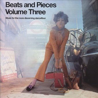 Beats and Pieces, Volume 3 (2-CD)