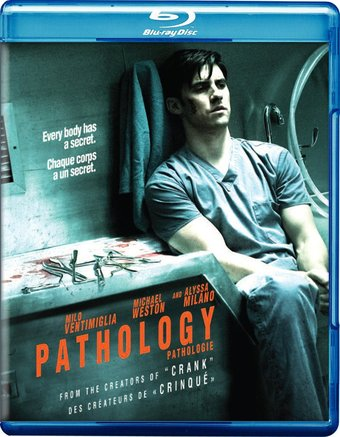 Pathology [Import] (Blu-ray)
