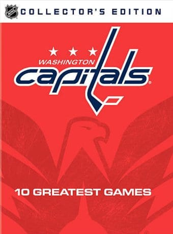 Hockey - NHL: Washington Capitals - 10 Greatest