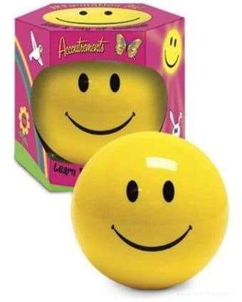 Funny - Retro Affirmation Ball