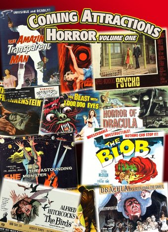 Coming Attractions - Horror, Volume 1: 48 Horror