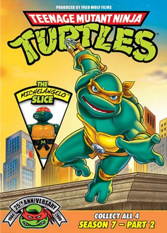 Teenage Mutant Ninja Turtles - Season 7, Part 2