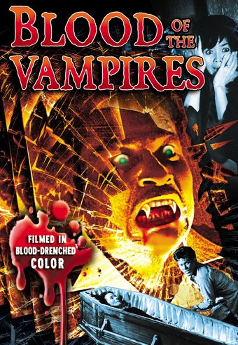 "Blood of the Vampires - 11"" x 17"" Poster"