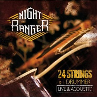 24 Strings & a Drummer: Live & Acoustic (CD + DVD)
