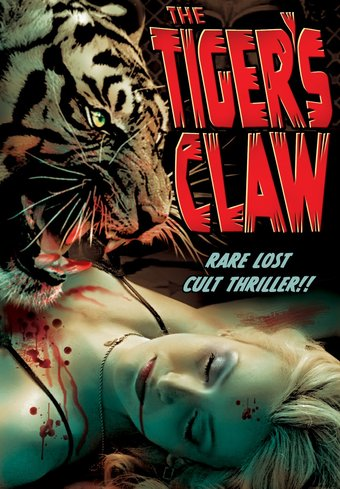 "Tiger Claw - 11"" x 17"" Poster"