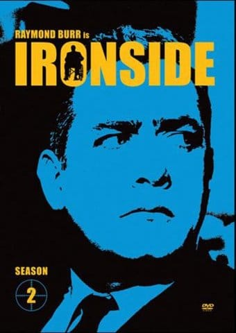 Ironside - Season 2 (7-DVD)