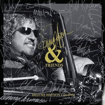 Sammy Hagar & Friends [Deluxe Edition] (CD + DVD)